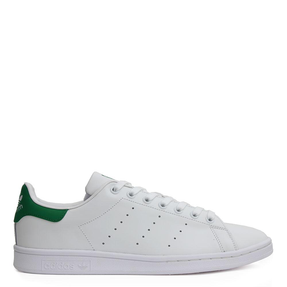 0283c9a1d1 Tênis Adidas Stan Smith Branco - eurico