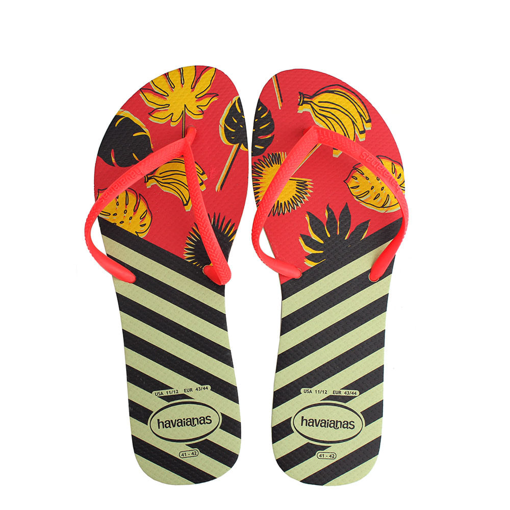 1fc192dc4 Chinelo Havaianas Flat Mix Verde - eurico