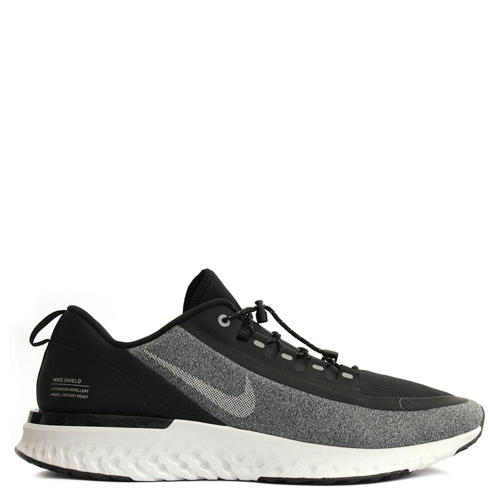 1525de4eb3 Tênis Nike Odyssey React Shield Preto - eurico