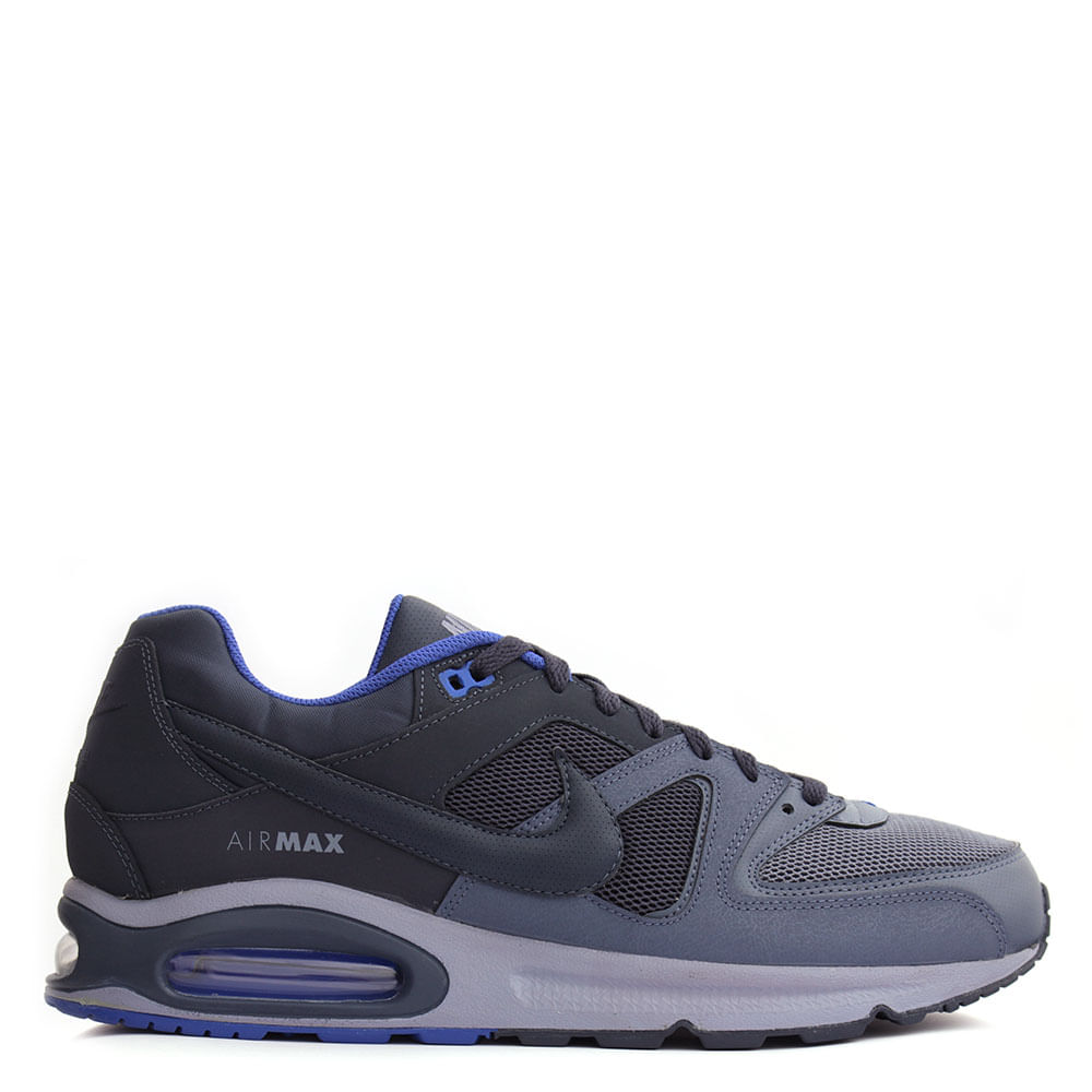 separation shoes 8a5c8 00ff4 Tênis Nike Air Max Command Azul