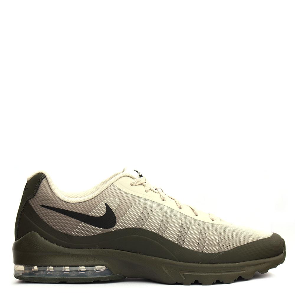 online retailer 6a985 b5053 Tênis Nike Air Max Invigor Print Verde