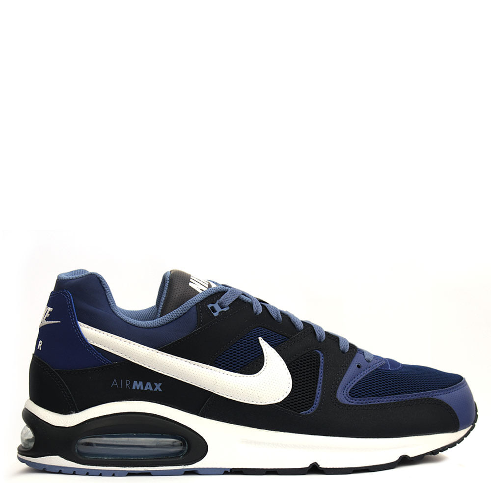 0982ff6215 Tênis Nike Air Max Command Azul - eurico