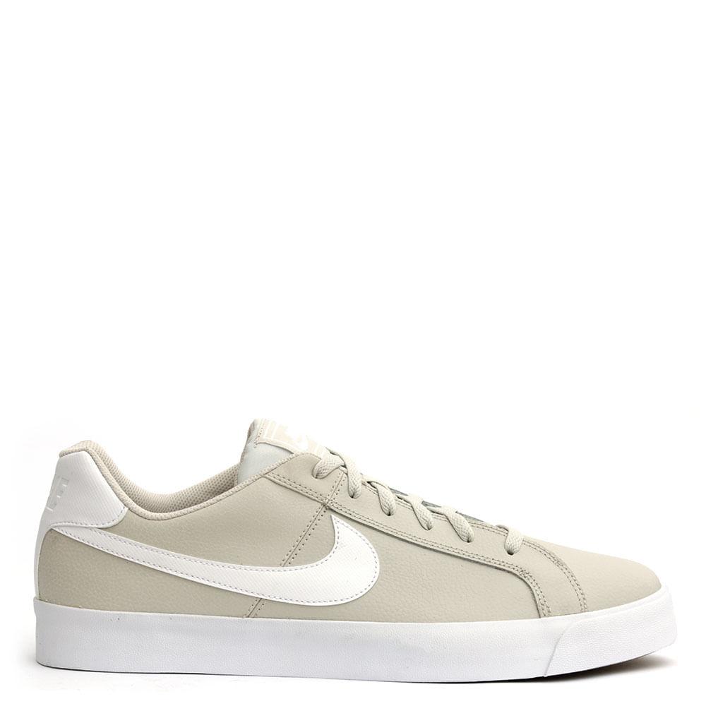 df1d869601be4 Tênis Nike Court Royale AC Bege - eurico