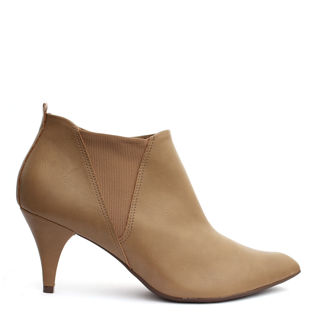 1d755a695f Ankle boot Piccadilly Bege - eurico