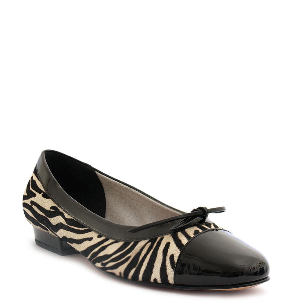 085d898851 Sapatilha Anzetutto zebra Preta - eurico